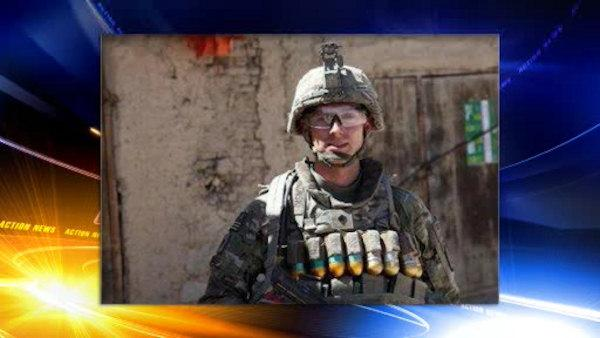 NJ soldier dies in Afghanistan