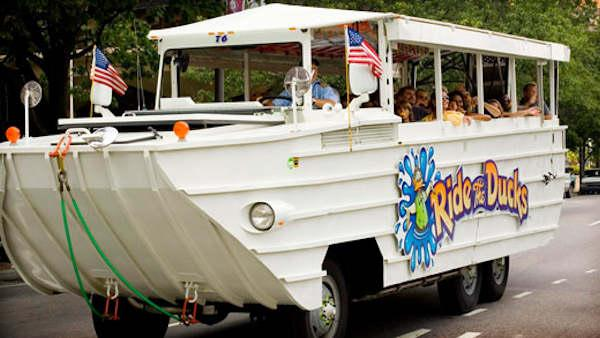 Duck boats returning to Philly after fatal crash