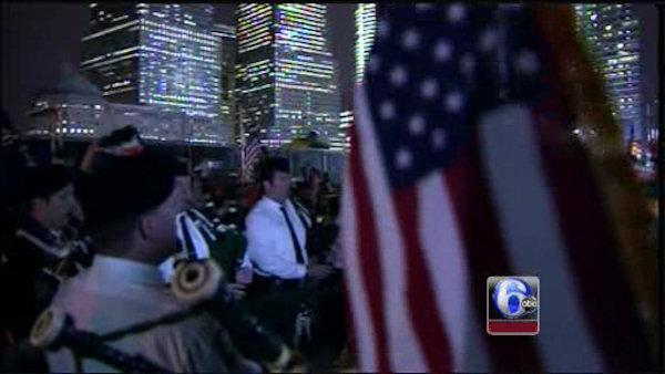 Action News live at Ground Zero