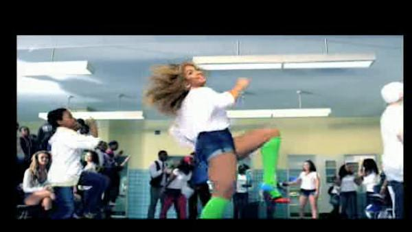 Beyonce inspires local students to move