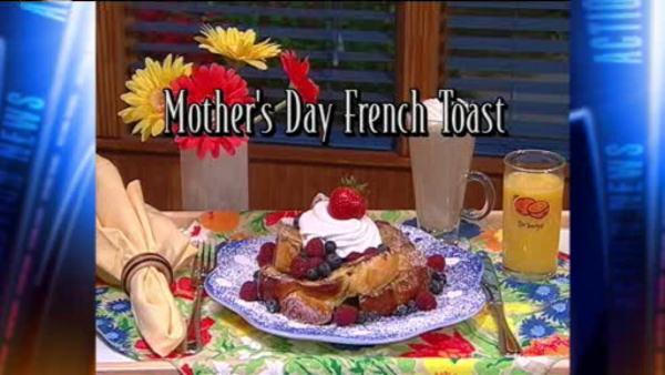Mr. Food: Mother's Day French Toast