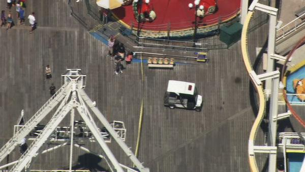 Wildwood Ferris wheel incident