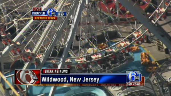 Nora Muchanic reports on Ferris wheel death