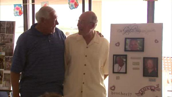 Family reunion celebrates the gift of life