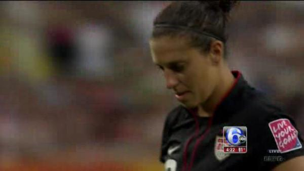 NJ soccer player eyes World Cup gold