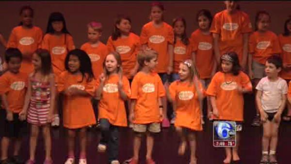 6abc Loves the Arts: Arden Theatre Drama Camp