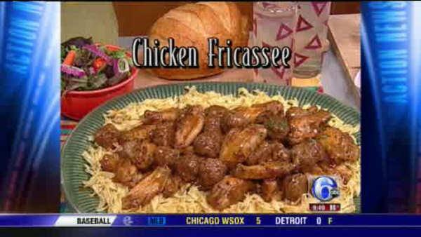 Mr. Food: Chicken Fricassee