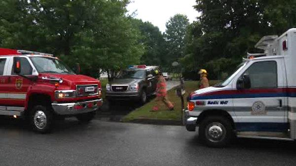 Lightning possible factor in Delco man's death