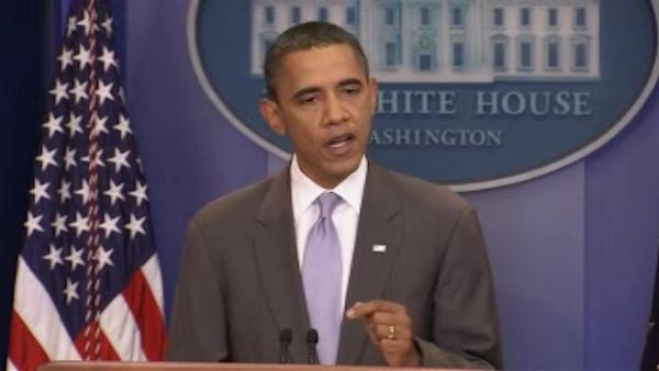 President Obama announces agreement