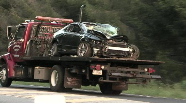 An early morning crash in Montgomery County has killed two teens and injured three others.