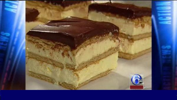 Mr. Food: Chocolate Eclair Cake