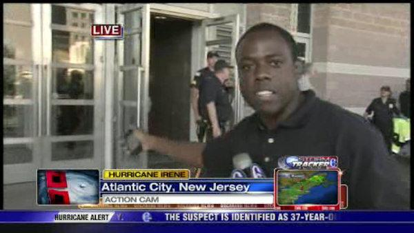 Kenneth Moton reports from Atlantic City - Sun 6pm