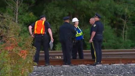Bicyclist killed by Amtrak train in Newark
