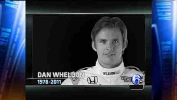 Indy 500 winner Wheldon dies in fiery crash