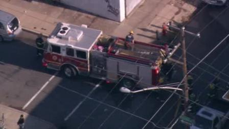 Fire Dept.: Kensington gas leak under control