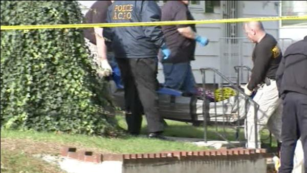 Double homicide in Hammonton,