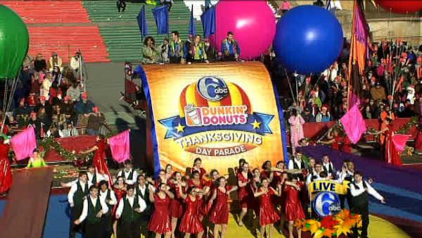 The 2011 6abc/Dunkin' Donuts Thanksgiving Day Parade