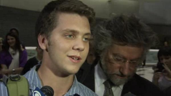 Drexel student arrested in Cairo arrives in Phila.