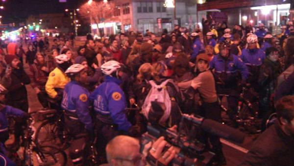 Occupy Philly protestors arrested