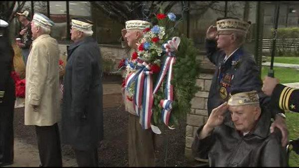 WWII survivors remember Pearl Harbor