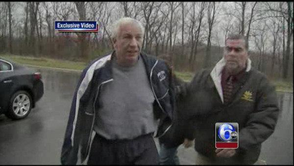 Sandusky jailed on new child sex abuse charges