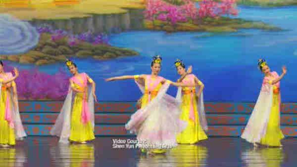 Traditional Chinese dance transformed