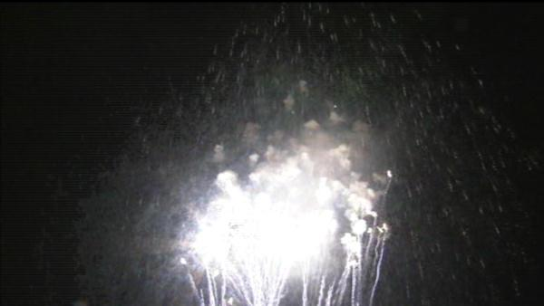 Fireworks, resolutions kick off 2012 at Penns Landing
