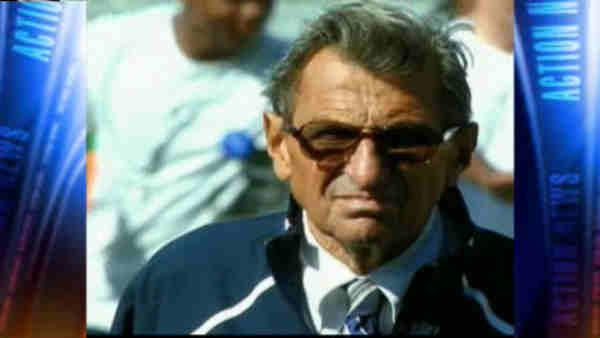 Local reaction to Joe Paterno's passing