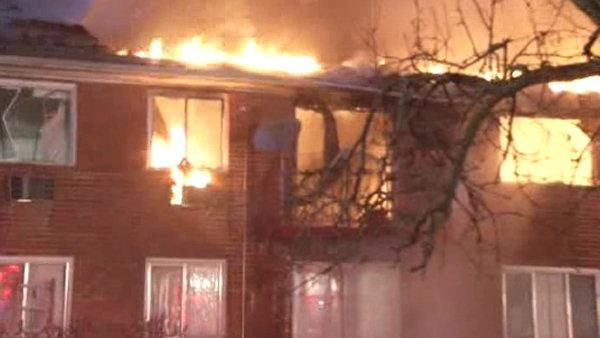 45 people displaced by fire in Chester