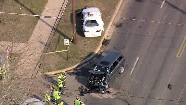 Fatal crash in Vineland, N.J.
