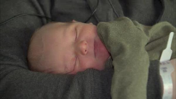 Local Marine sees son born from Afghanistan