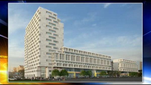 Drexel breaking ground on new project