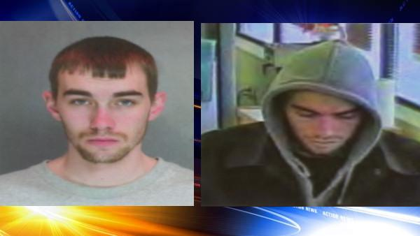 Alleged Villanova bank robber arrested in Va.