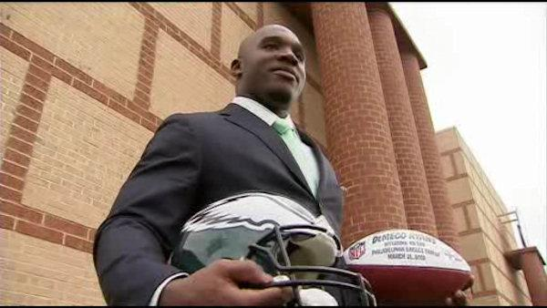 Meet newest Eagle DeMeco Ryans