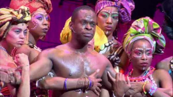 'Fela': A musical with a message