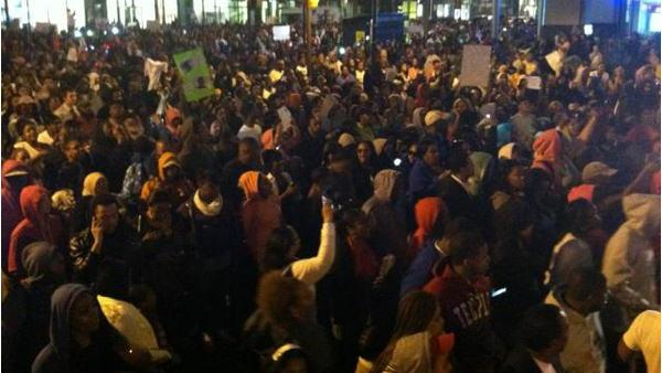 Philadelphia rallies in Million Hoodie March