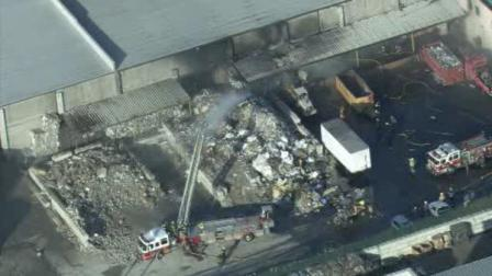 2-alarm fire at commercial building in Tacony