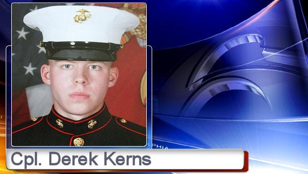 N.J. to honor fallen Marine