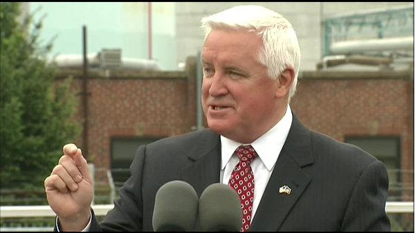 Gov. Corbett hails rescue of Delco refinery