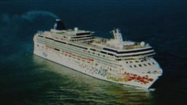 Cruise passengers say 'travel man' is trouble