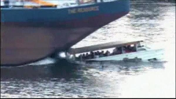 Video of crash opens civil duck boat case