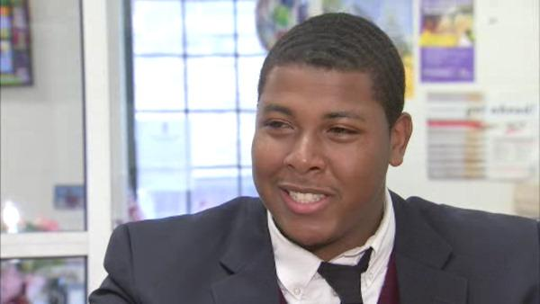 LEAP Acad. student to attend Ivy League college