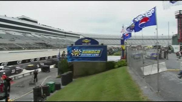 NASCAR fans prepare for Sunday's Monster Mile