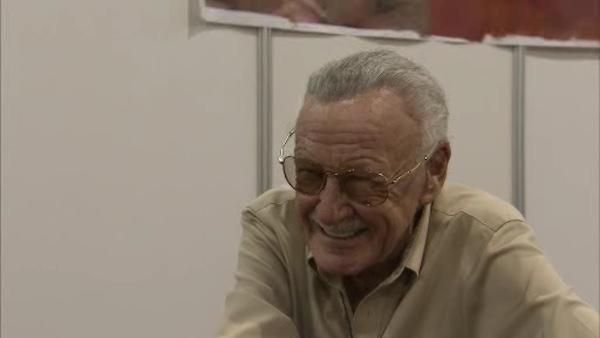 Stan Lee's view on The Avenger's success