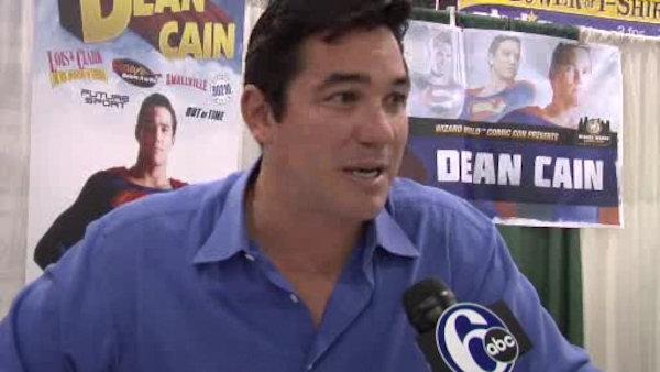 2012 Wizard World Philly: Dean Cain