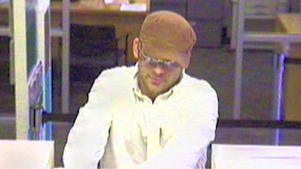 Citizens Bank robbed
