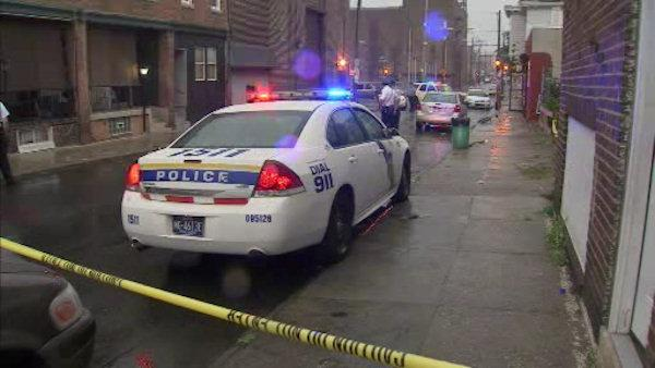 Man fatally shot in neck in Frankford