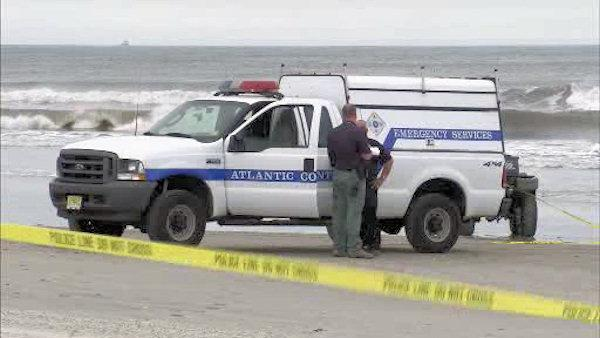 Body of juvenile washes up on beach in Margate