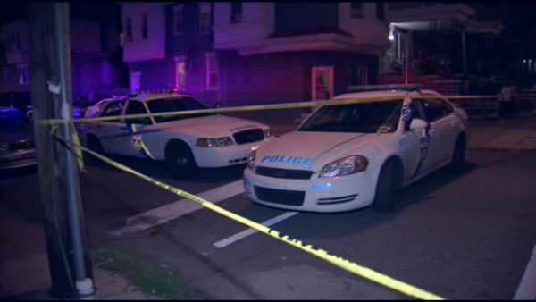 Toddler shot at block party in Logan
