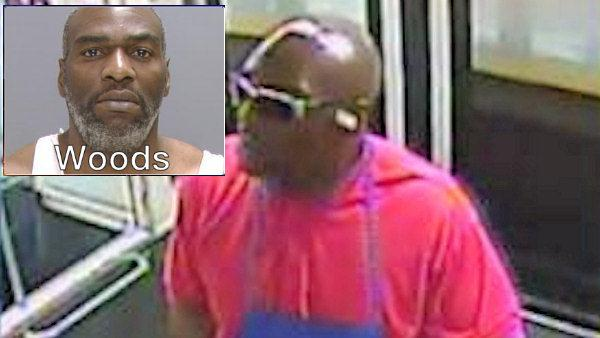 Suspect charged in subway rapes, attacks